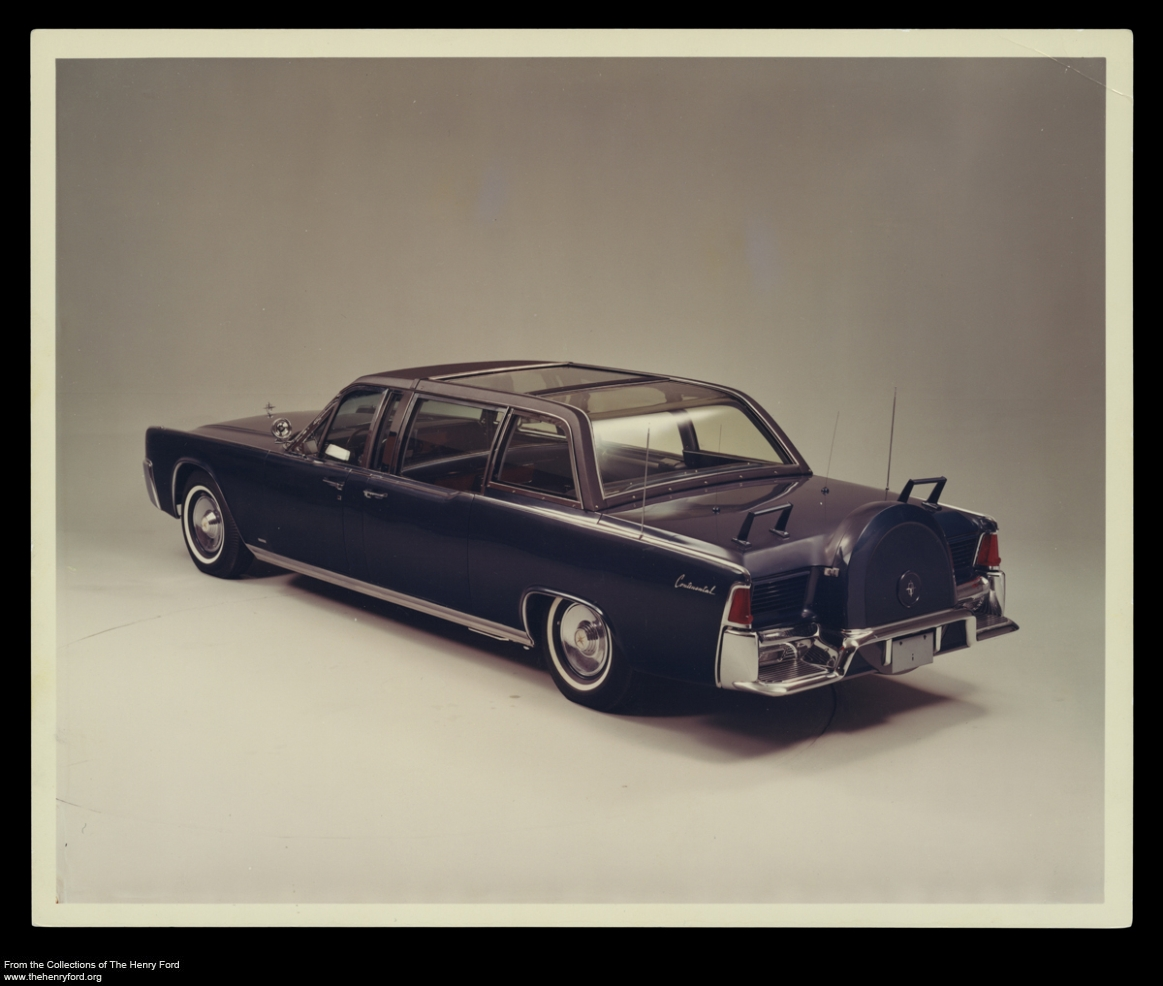 lincoln continental presidential limousine while being customized 1961 page 2 jfk. Black Bedroom Furniture Sets. Home Design Ideas