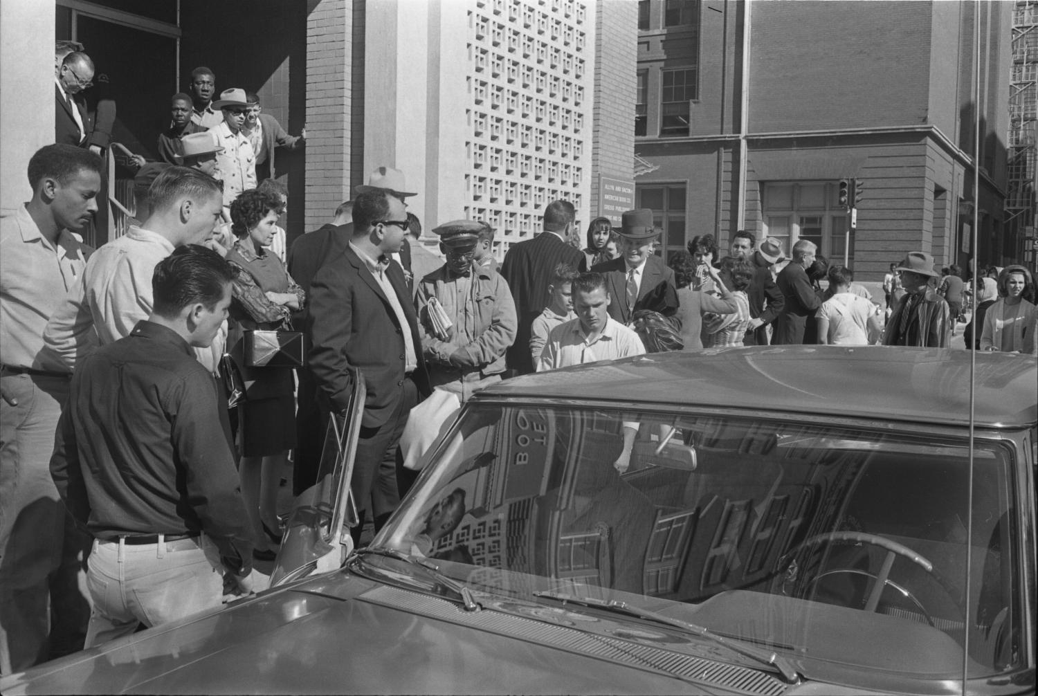 a look at the issues surrounding the john f kennedy assassination A look at the most intriguing tidbits in the new jfk files the assassination of president john f kennedy the mystery surrounding the assassination.