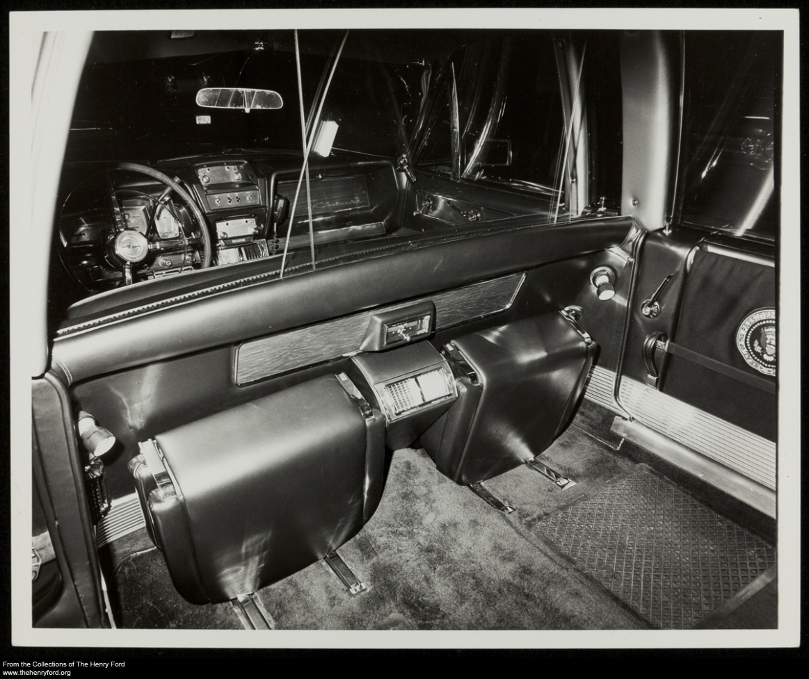 lincoln continental presidential limousine while being customized 1961 page 3 jfk. Black Bedroom Furniture Sets. Home Design Ideas