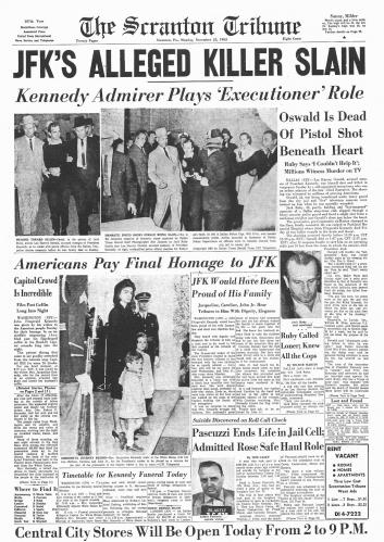 assassination of john f kennedy essay
