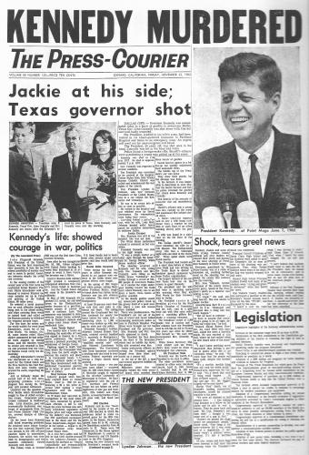 JFK Paper Essay - Free Essays - PhDessaycom